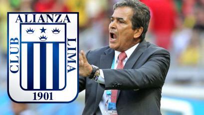 Jorge Luis Pinto sobre Alianza Lima:
