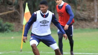Deportivo Municipal: colombiano Jorge Obregón le envió un mensaje especial al hincha edil (VIDEO)