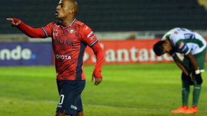 Jorge Wilstermann eliminó a Oriente Petrolero de la Copa Libertadores