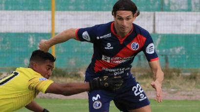 Sport Huancayo: José Carlos Fernández es nuevo delantero del 'Rojo Matador'