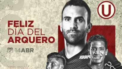 Liga1 Movistar: Universitario aceptó reto del PSG por el Día Internacional del Arquero (VIDEO)