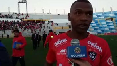 José Cuero: