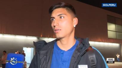 José Manzaneda se refirió al empate con Binacional y los penales fallados por Alianza Lima