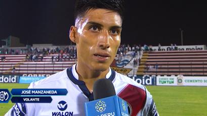 José Miguel Manzaneda: