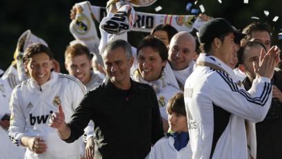 La Liga: los 8 mejores datos del Real Madrid de José Mourinho (VIDEO)