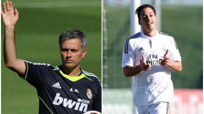 José Mourinho, de entrenar a Cristian Benavente a enfrentarlo en Europa League ocho años después