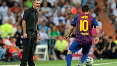José Mourinho reveló la estrategia secreta para detener a Lionel Messi