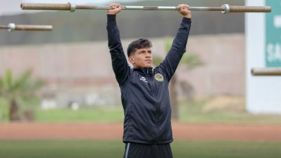 """José Rivera sobre el momento de Cusco FC: """"Tenemos equipo para hacer un gran torneo"""""""