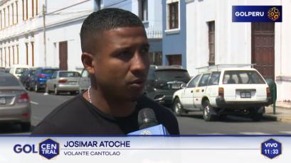 Josimar Atoche: