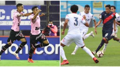 Jostin Alarcón y su travesía hasta marcar su primer gol como profesional (VIDEO)