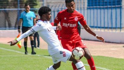 San Martín derrotó 2-0 a Juan Aurich en Olmos por la Copa Bicentenario