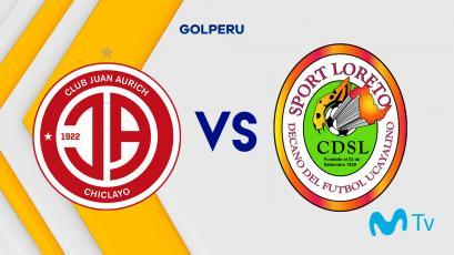 Juan Aurich juega partidazo en Lambayeque ante Sport Loreto por la fecha 11 de la Liga2