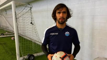 Juan Diego Gutiérrez se sumó a la pre-temporada del HFX Wanderers