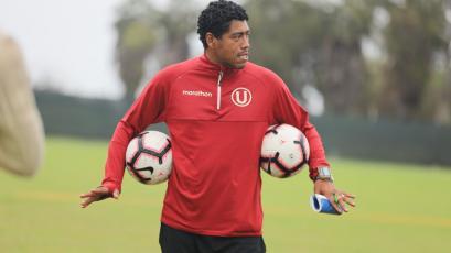 Universitario: Juan Pajuelo es el nuevo técnico interino del primer equipo
