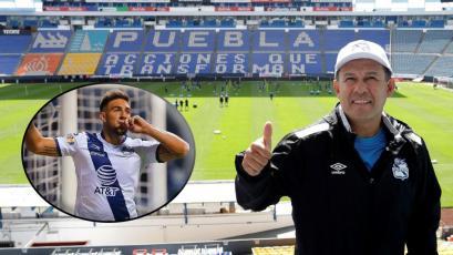 Liga MX: Juan Reynoso debutó en Puebla con triunfo en la última jugada tras ir perdiendo (VIDEO)