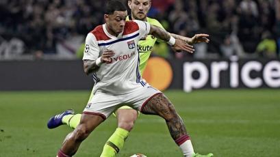 Champions League: jugadores del Olympique Lyon sufrieron robo mientras jugaban con Barcelona