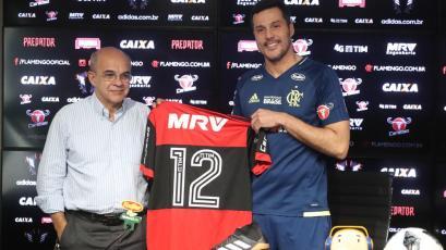 Julio César regresa al Flamengo