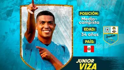 Liga1 Movistar 2020: Junior Viza vuelve a Primera División y jugará en Llacubamba (VIDEO)