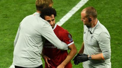 Jurgen Klopp sobre Mohamed Salah:
