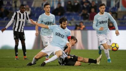 Con gol agónico de Dybala, Juventus venció 1-0 a Lazio