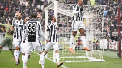 Juventus gana el Derby de Turín