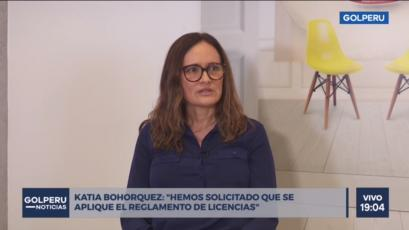 Kattia Bohorquez: