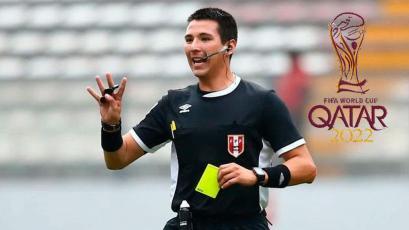 Qatar 2022: árbitro peruano Kevin Ortega fue preseleccionado para el Mundial