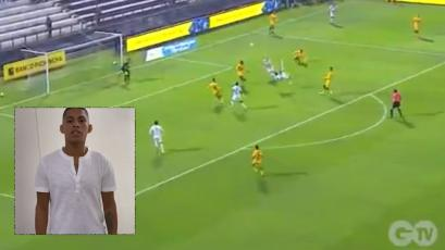 Goiás: mira el espectacular video que le hizo el club brasileño a Kevin Quevedo