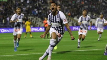 ¡Con hat-trick de Kevin Quevedo! Alianza Lima venció 3-2 a Cantolao y alcanzó la punta (VIDEO)
