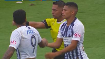 Alianza Lima: revive el golazo de Kevin Quevedo contra Huancayo desde varios ángulos (VIDEO)
