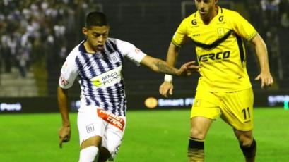 """Kevin Quevedo: """"Gracias a Dios metí 3 goles con Alianza Lima, todo nos salió bien"""" (VIDEO)"""