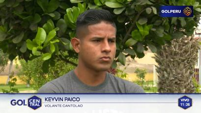 Keyvin Paico: