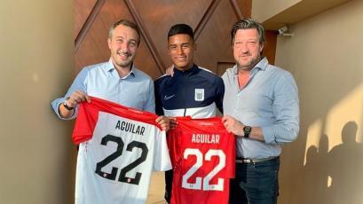 Representante de Kluiverth Aguilar reveló que el contrato se firmó con Manchester City