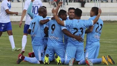 'La Fiesta del Poderoso': Deportivo Binacional venció a San José de Oruro (2-0)