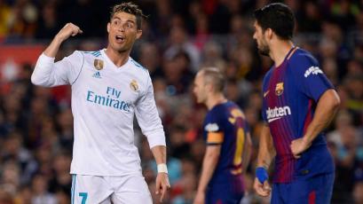 La Liga: Barcelona y Real Madrid igualan en un clásico bastante peleado
