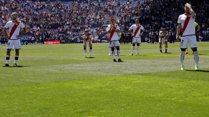 La Liga: Descendió el Rayo Vallecano