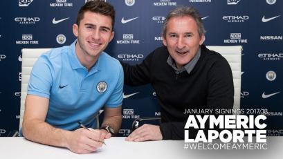 Aymeric Laporte es nuevo jugador del Manchester City