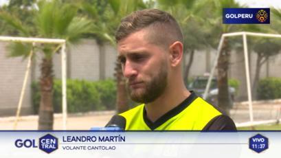 Leandro Martin: