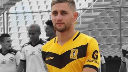 Liga1 Movistar: argentino Leandro Martín rescindió contrato con la Academia Deportiva Cantolao