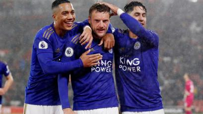 Premier League: Leicester City destrozó 9-0 al Southampton con dos hat tricks e hizo historia (VIDEO)