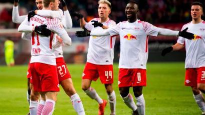 Bundesliga: Leipzig acaba con el invicto del Bayern