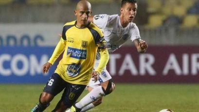 CONMEBOL Libertadores U. de Concepción y Godoy Cruz empataron sin goles