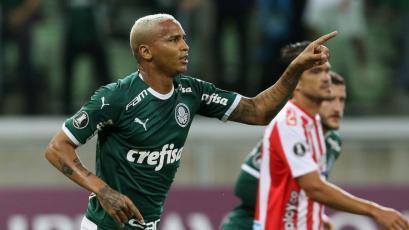 CONMEBOL Libertadores: Palmeiras goleó y aumenta su ventaja frente a FBC Melgar