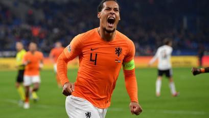 Liga de Naciones: Holanda se mete en el cuadrangular final