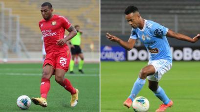 Liga1 Betsson: así alinearían Sport Huancayo y Sporting Cristal esta tarde