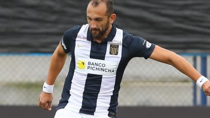 Hernán Barcos: