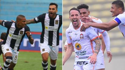 Liga1 Betsson: estas son las posibles alineaciones de Alianza Lima y Ayacucho FC para esta tarde
