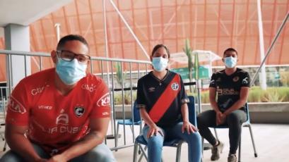 ADFP lanzó campaña contra la pandemia (VIDEO)