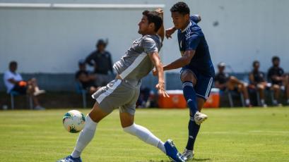 Sporting Cristal 5-0 Universidad San Martín: mira en exclusiva todos los goles del partido de práctica (VIDEO)