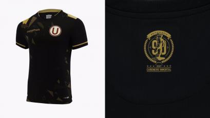 Universitario de Deportes presentó nueva camiseta en homenaje a 'Lolo' Fernández